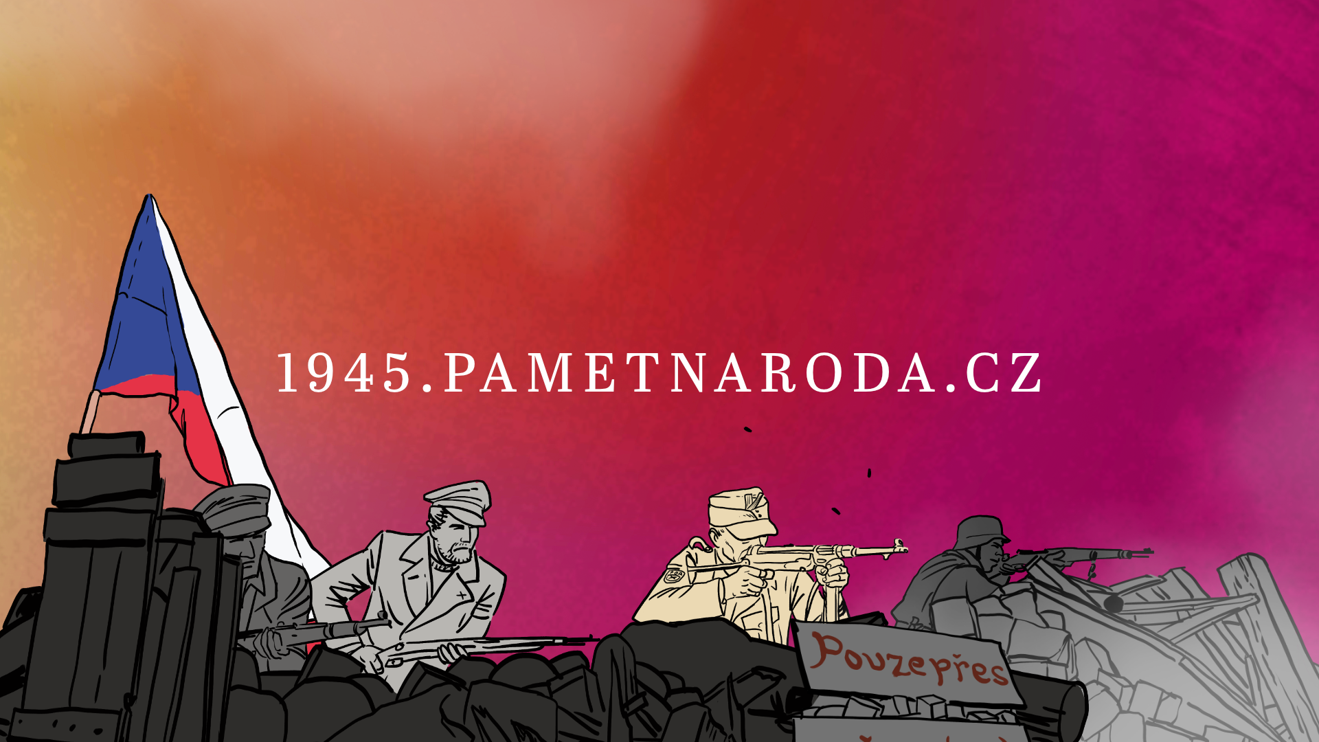 Speciál Paměti národa k 75. výročí konce války